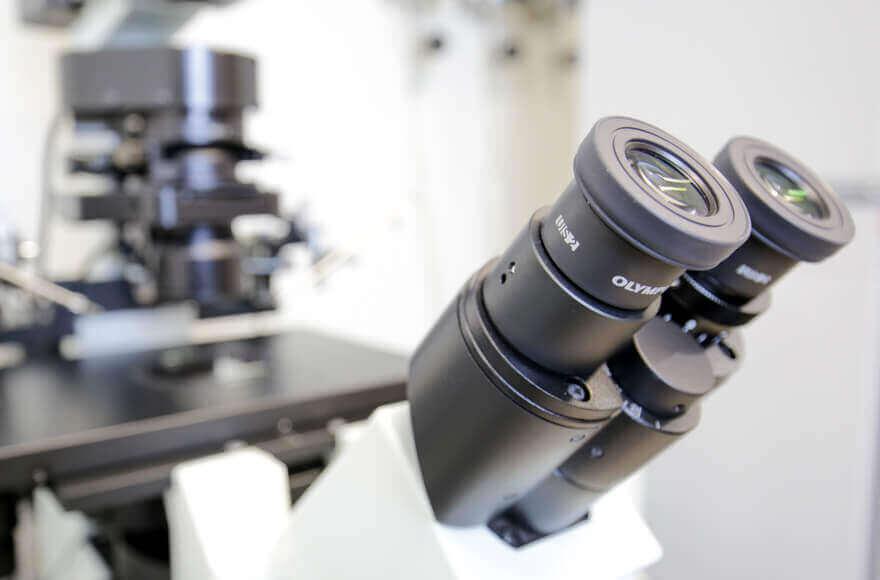 倒立型リサーチ顕微鏡